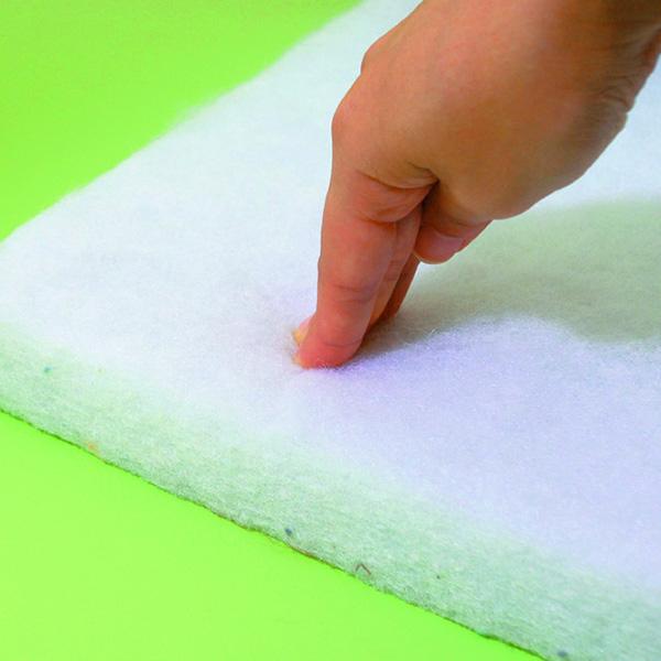 固綿を使用したクッション