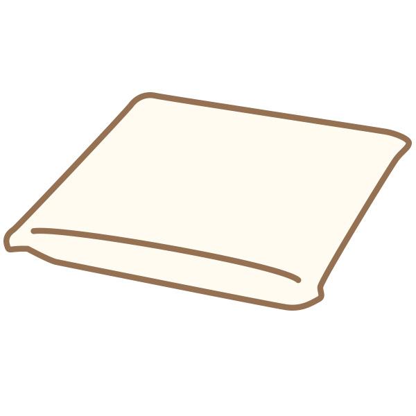クッションタイプ・スクエアタイプ(四角いベッド)
